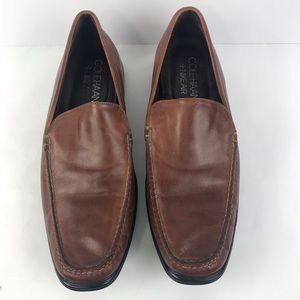 Cole Haan Nike Air Slip On Leather Loafers EUC 10M